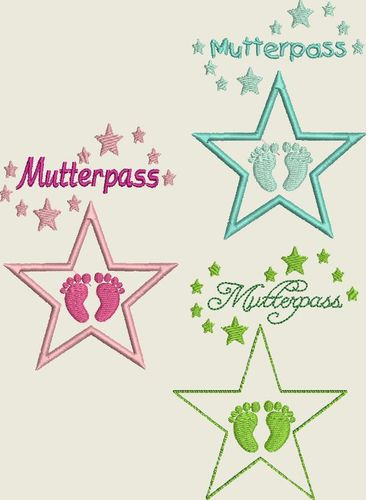 Mutterpass Stern